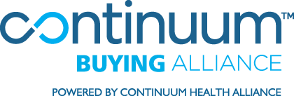 Continuum™ Buying Alliance - Powered by Continuum Health Alliance